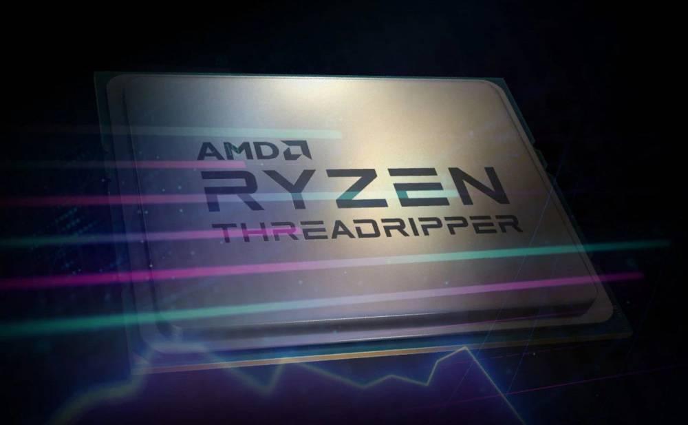 AMD, Üçüncü Nesil Threadripper İşlemcilerini Duyurdu