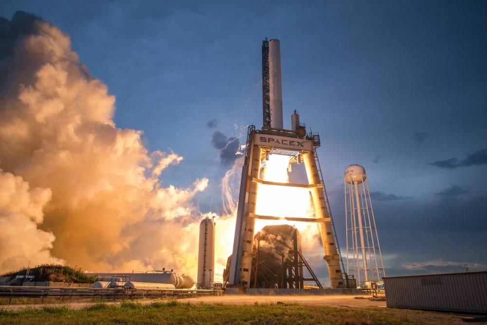 SpaceX Bugün Uzaya İnsan Gönderecek